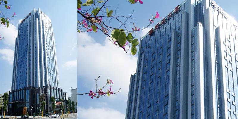嘉安达大厦-幕墙钢结构类-深圳市长城装饰设计工程